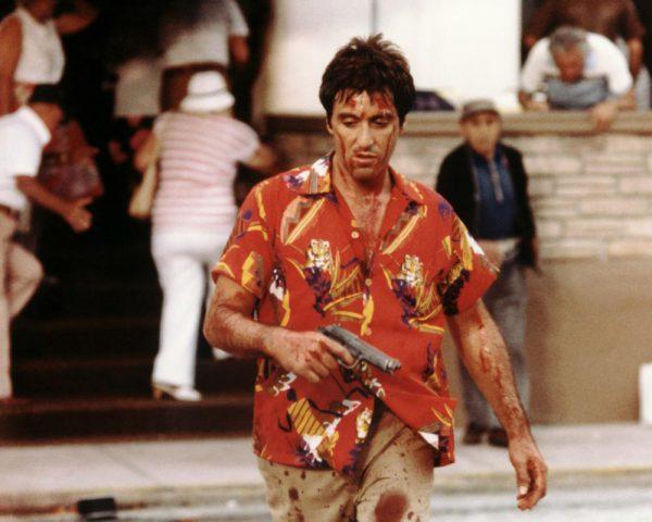 SCARFACE, Al Pacino, 1983, (c) Universal